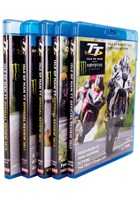 TT 2010 - 2014 Blu-ray bundle