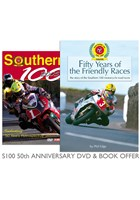 Southern 100 Book and DVD