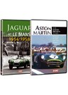 Jaguar and Aston Martin at Le Mans