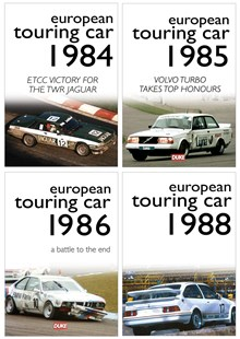 Classic European Touring Cars Bundle