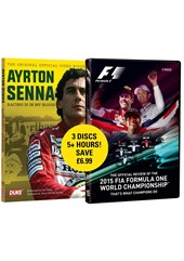 Ayrton Senna Racing is in My Blood & F1 2015 Review bundle