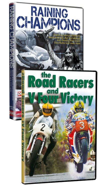 Road Racers & Raining Champions