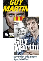 Guy Martin Autobiographies Bundle