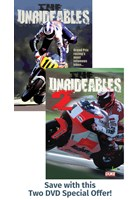 Unrideables 1 and 2