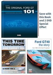 Le Mans and GT40 Bundle