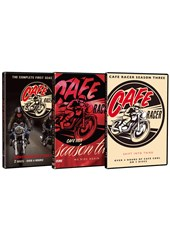 Cafe Racer Three Season Bundle