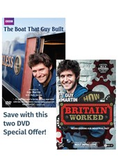 Guy Martin - How Britain Worked Bundle