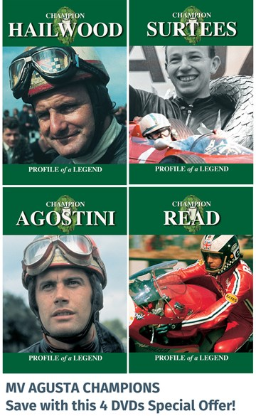 MV Agusta Champions Bundle - click to enlarge