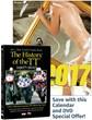 Milestones 2017 Calendar & History of the TT DVD