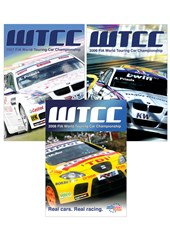 WTCC 2006 - 2008 DVD Bundle