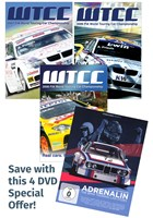 WTCC 2006 TO 2008 & Adrenalin DVD
