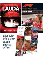 Grand Prix Hero Niki Lauda Bundle