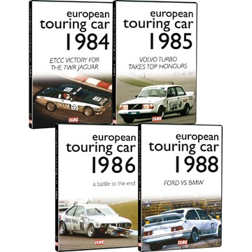 ETCC Touring Car Collection - click to enlarge
