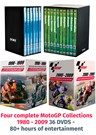 MotoGP DVD Box Set Collection 1980-2009