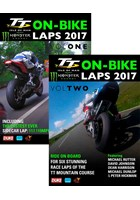 TT 2017 ON-BIKE VOL1 &  2 DVD