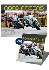 Road Racers Wall & Desktop Calendars 2018