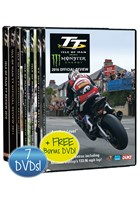 TT 2010-2016 DVD Bundle