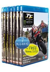 TT 2010-2016 Blu-ray