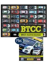 BTCC 2017 DVD & 2018 Wall Calendar