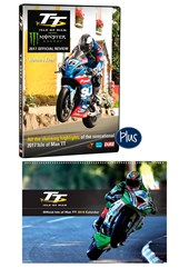 Isle of Man TT 2018 Calendar & TT 2017 Review DVD