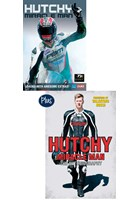 Hutchy Miracle Man Book & DVD