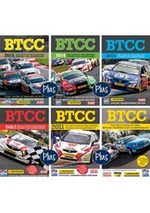BTCC 2010-15 Box Set PLUS 2016 DVD