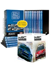 World Rally Reviews 1985-2009 DVD