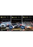 World Rallycross WRX 2014-2016 DVD