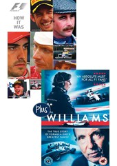 F1 How it Was DVD & Williams DVD