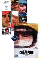 F1 How it Was DVD & Weekend of a Champion DVD