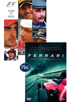 F1 How it Was DVD & Ferrari Race to Immortality DVD