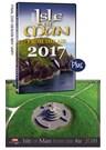 Isle of Man From the Air Calendar & DVD