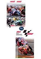 MotoGP 2017 DVD & MotoGP 2/3 2017 DVD