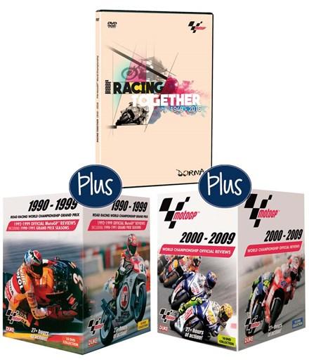 MotoGP 1990-2009 Plus History of MotoGP