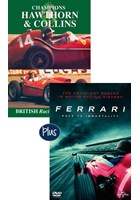 Ferrari Race to Immortality & Hawthorn & Collins DVD