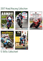Road Race Collection 2017 & TT 2017 Review DVD