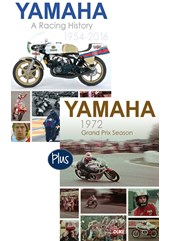 Yamaha A Racing History & Yamaha 1972 Grand Prix Season DVD