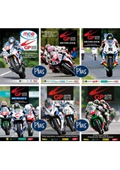 Ulster Grand Prix 2011-2016 Reviews DVD