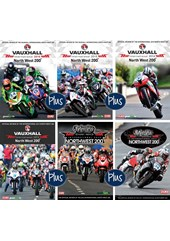 North West 200 2011-2016 Reviews DVD