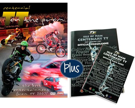 Centennial TT On the Prom & Centenary Programme