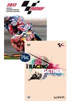 MotoGP 2017 DVD & Racing Together DVD