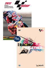 MotoGP 2017 DVD & Racing Together DVD