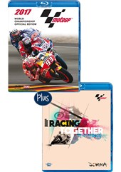 MotoGP 2017 Blu-ray & Racing Together Blu-ray