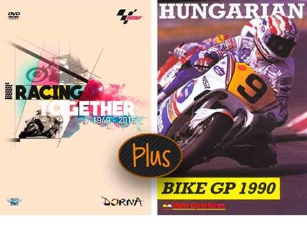 Racing Together & The Hungarian Bike GP 1990