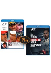 How it Was Blu-ray & Formula One 2017 Blu-ray