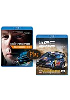 Colin McRae Rally Legend & WRC 2017 Blu-ray