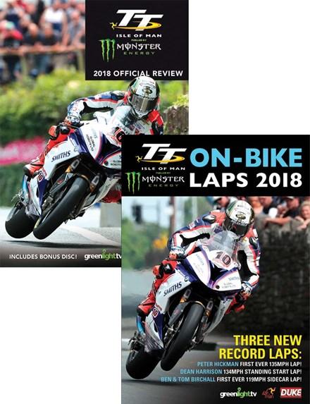TT 2018 Review & On Board 2018 DVD