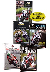 TT 2018 Reviews with NorthWest 200 2018 Bundle