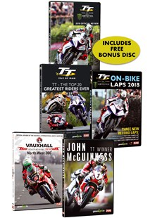 TT 2018 Reviews with NorthWest 200 2018 DVD