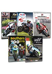Road Racers 2018 5 DVD Bundle